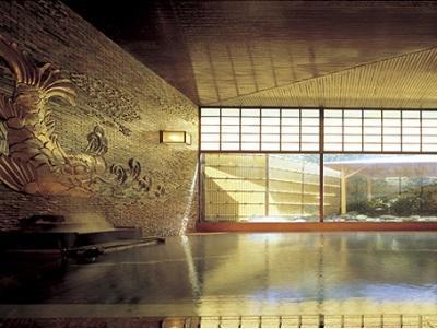 熱海金城館 大浴場