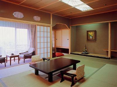 熱海金城館 客室