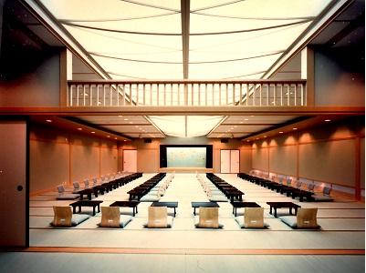 熱海後楽園ホテル(タワー館) 宴会場