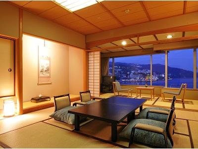 熱海後楽園ホテル(タワー館) 客室