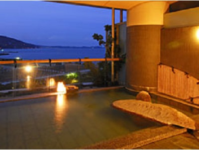 熱海後楽園ホテル(タワー館) 露天風呂