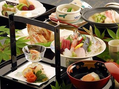 熱海後楽園ホテル(タワー館) 料理
