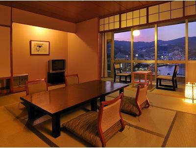 熱海後楽園ホテル(みさき館) 客室