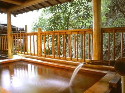 熱海後楽園ホテル(みさき館) 露天風呂