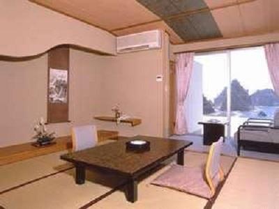 堂ヶ島温泉ホテル 客室