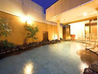 古屋旅館 露天風呂