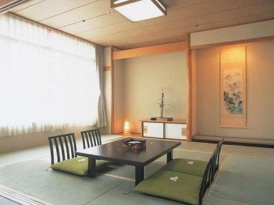 華やぎの章 慶山 客室
