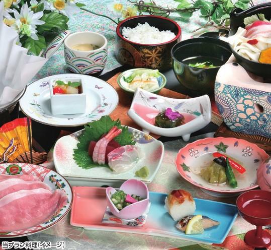 華やぎの章 慶山 料理