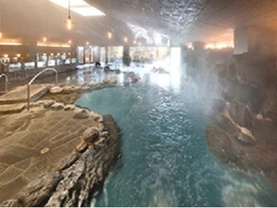 ホテルふじ 大浴場