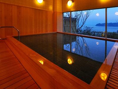 ホテルニューアカオ(本館) 大浴場