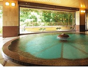 川堰苑いすゞホテル 大浴場
