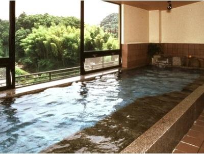 小松家八の坊 大浴場