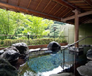 大滝ホテル 露天風呂