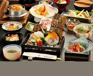 大滝ホテル 料理