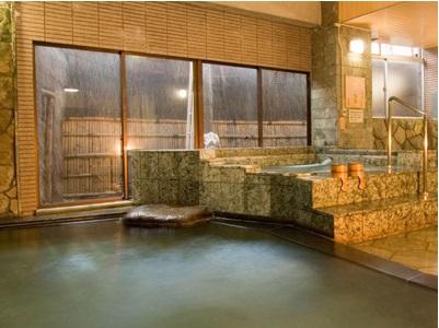 旅館立花 大浴場