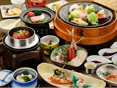 熱川プリンスホテル 料理