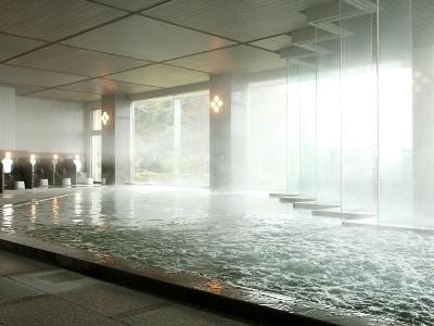 堂ヶ島ニュー銀水 大浴場