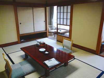 箱根湯本ホテル 客室