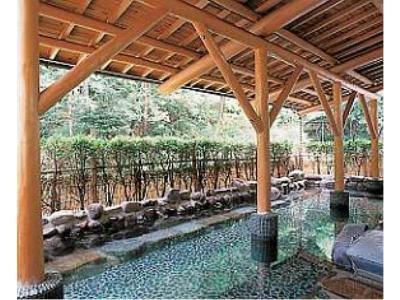箱根湯本ホテル 露天風呂