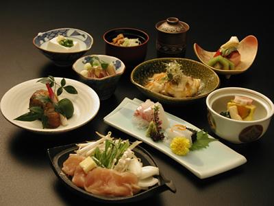 箱根湯本ホテル 料理