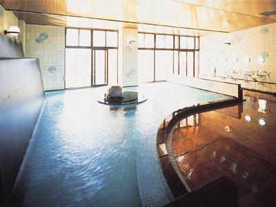 華やぎの章 甲斐路 大浴場