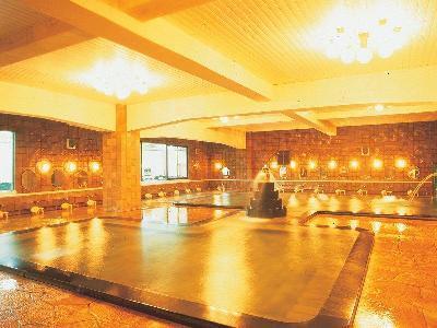 華やぎの章 慶山 大浴場