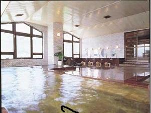 ホテル古柏園 大浴場