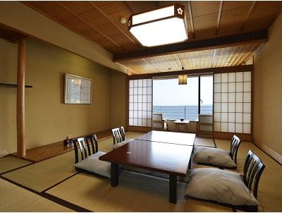 稲取銀水荘 客室