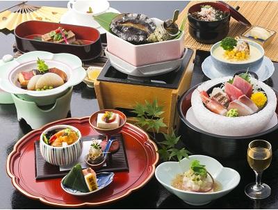 稲取銀水荘 料理