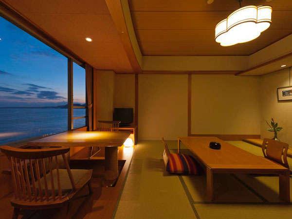 海一望 絶景の宿 いなとり荘 客室