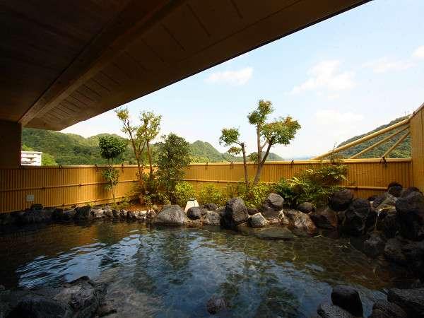 桂川 露天風呂