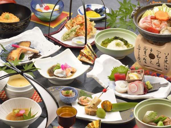 桂川 料理