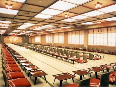 ホテル南風荘 宴会場