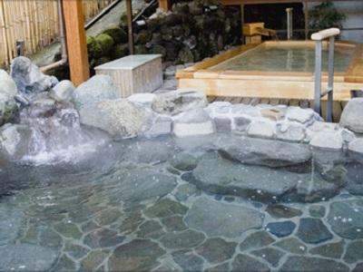 ホテル南風荘 露天風呂