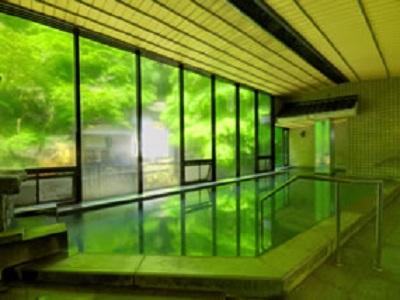 青巒荘 大浴場