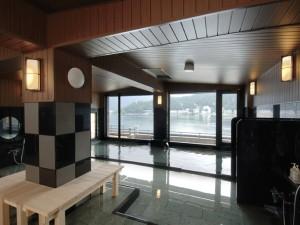 山岸旅館 大浴場